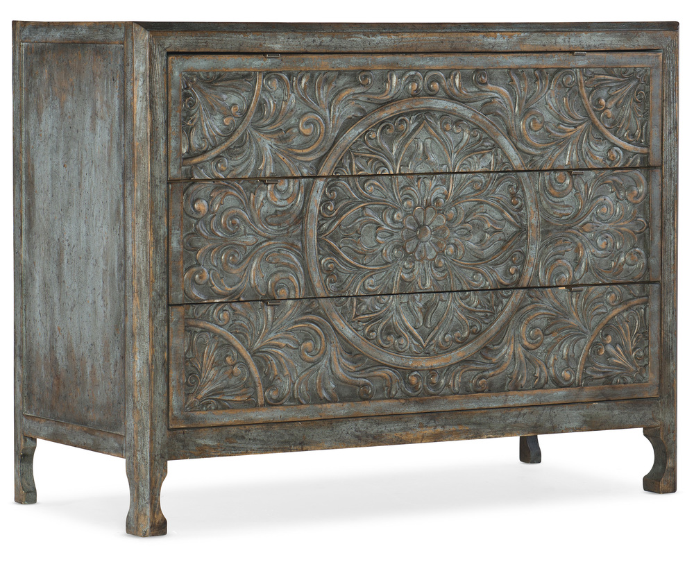 Hooker Furniture - Lockhart Three Drawer Accent Chest