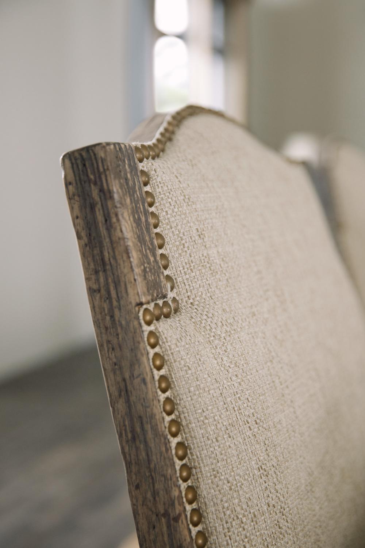 Hooker Furniture - Kruschel Square Back Side Chair, 2/ctn
