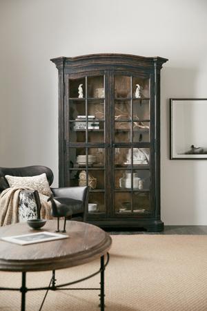 Thumbnail of Hooker Furniture - Mullins Prairie Display Cabinet