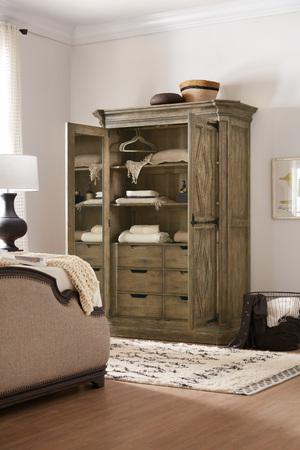Thumbnail of Hooker Furniture - Mt. Maria Wardrobe
