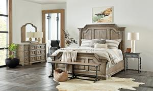 Thumbnail of Hooker Furniture - Bradshaw California King Panel Bed
