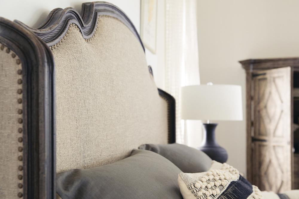 Hooker Furniture - Fayette Cal King Upholstered Bed