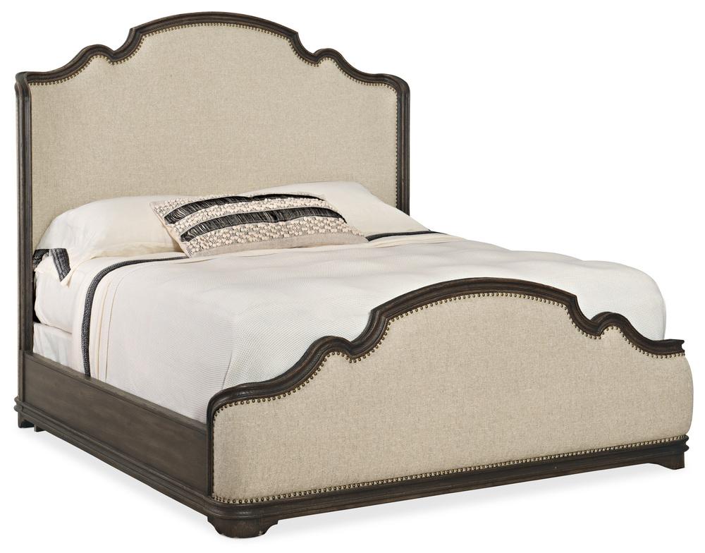 Hooker Furniture - Fayette King Upholstered Bed