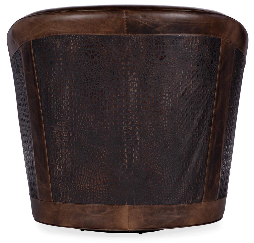 Hooker Furniture - Morrison Swivel Club Chair