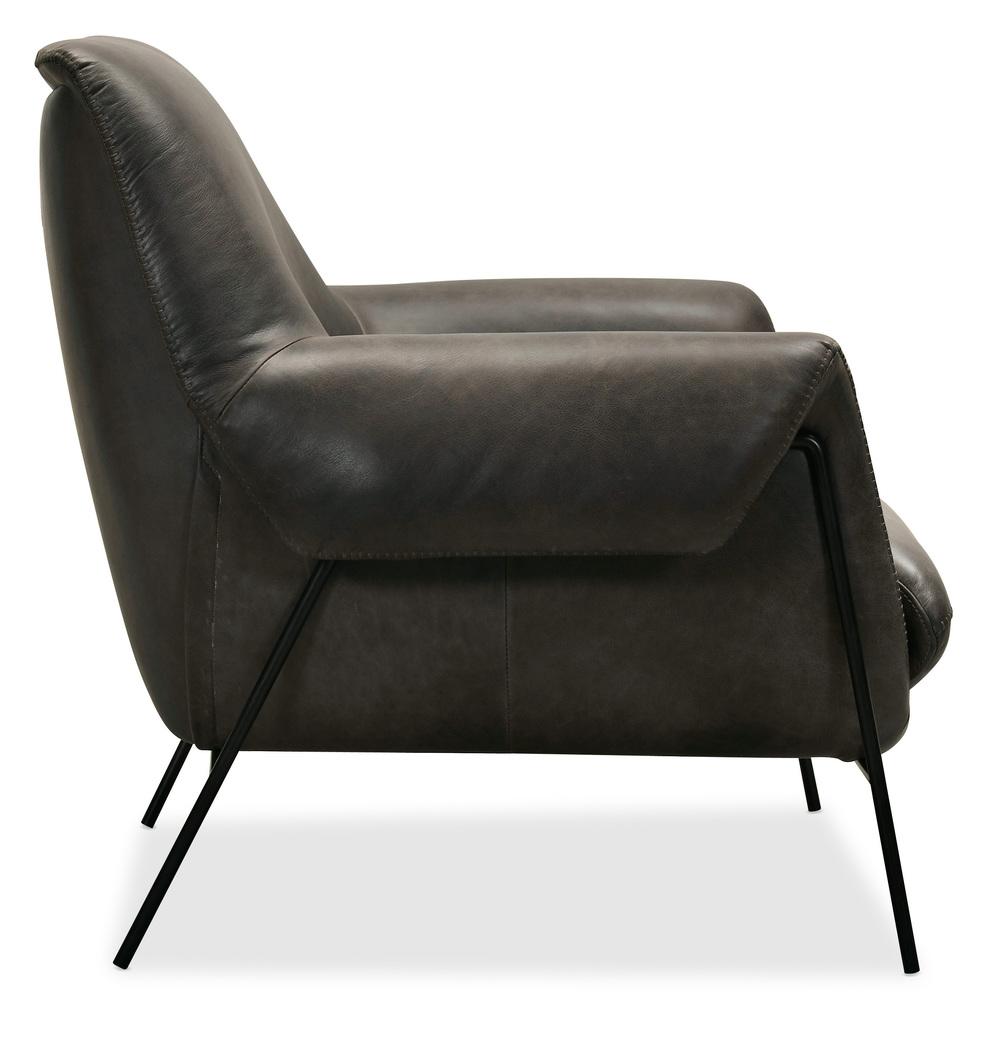 Hooker Furniture - Ambroise Metal Frame Club Chair