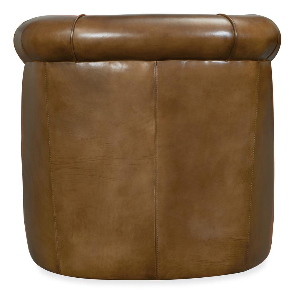 Hooker Furniture - Axton Swivel Club Chair
