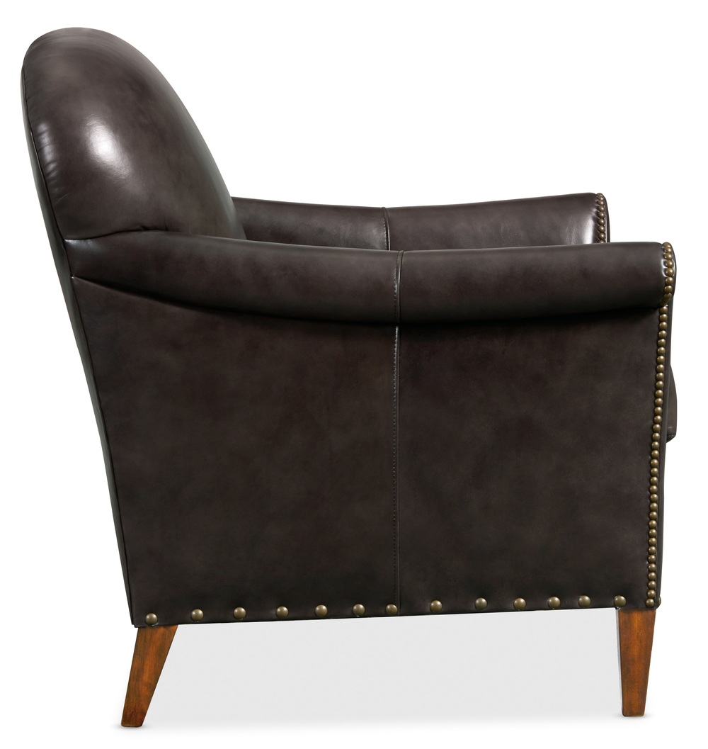 HOOKER FURNITURE CO - Cavallo Leather Club Chair