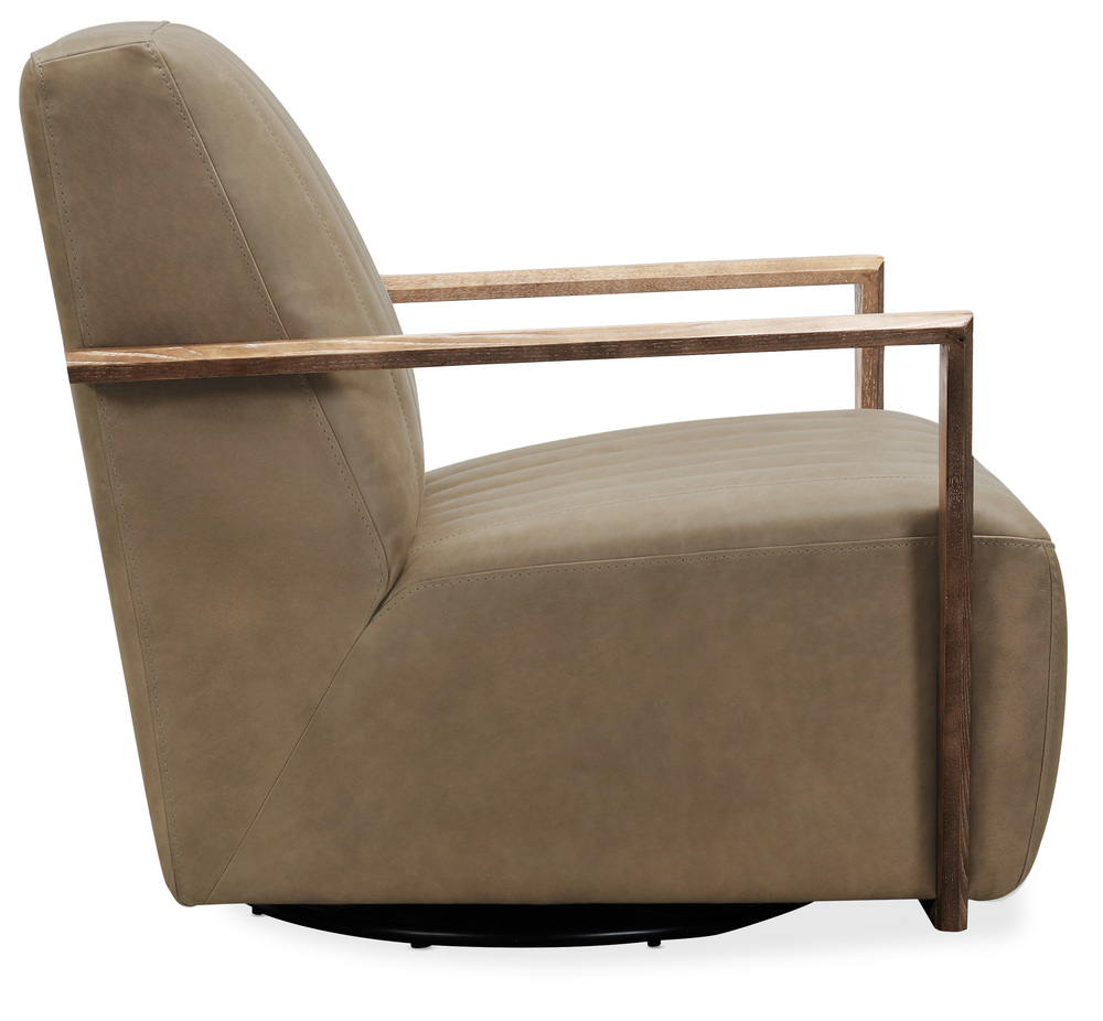 Hooker Furniture - Sophia Swivel Club Chair