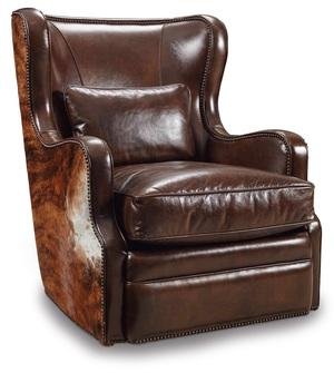 Thumbnail of Hooker Furniture - Wellington Swivel Club Chair