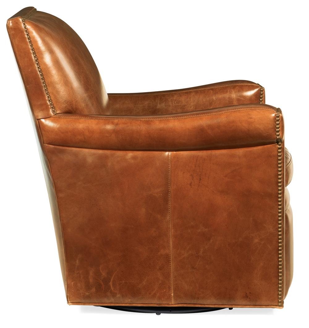 Hooker Furniture - Jilian Swivel Club Chair