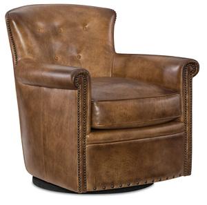 Thumbnail of Hooker Furniture - Jacob Swivel Club Chair