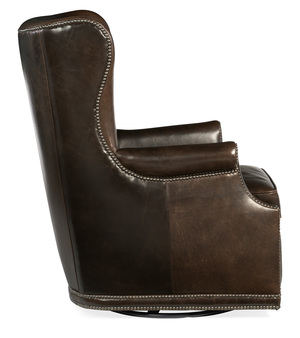 Thumbnail of Hooker Furniture - Maya Wing Swivel Club Chair