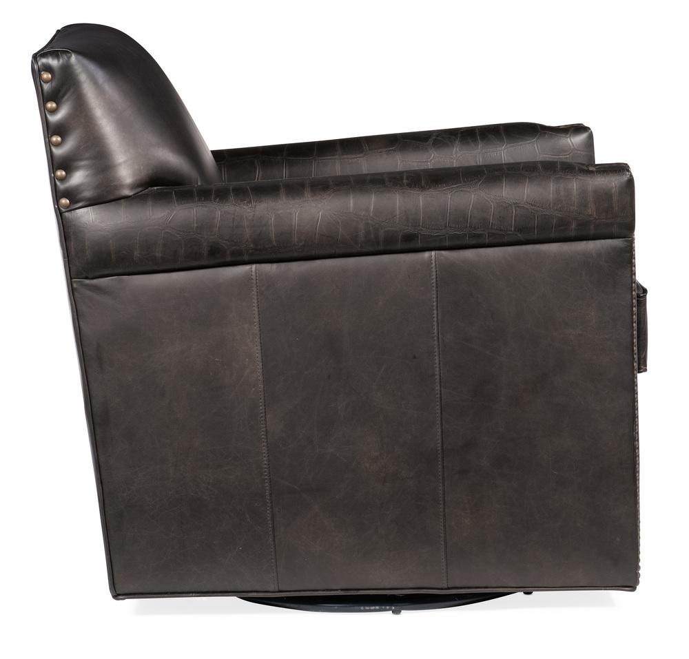 Hooker Furniture - Potter Swivel Club Chair