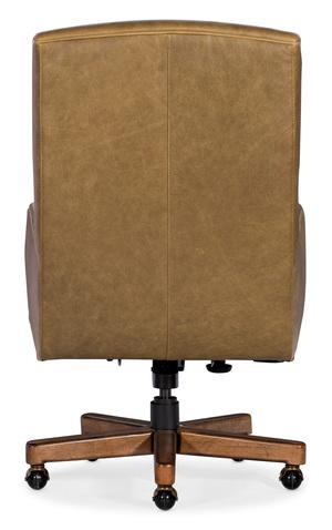 Thumbnail of Hooker Furniture - Dayton Executive Swivel Tilt Chair with Metal Base