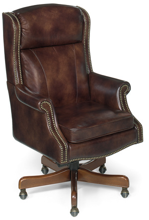 Thumbnail of Hooker Furniture - Merlin Executive Swivel Tilt Chair