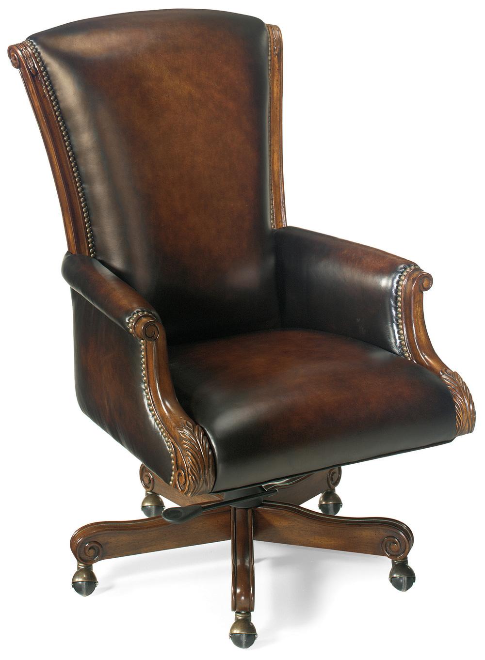 Hooker Furniture - Samuel Executive Swivel Tilt Chair