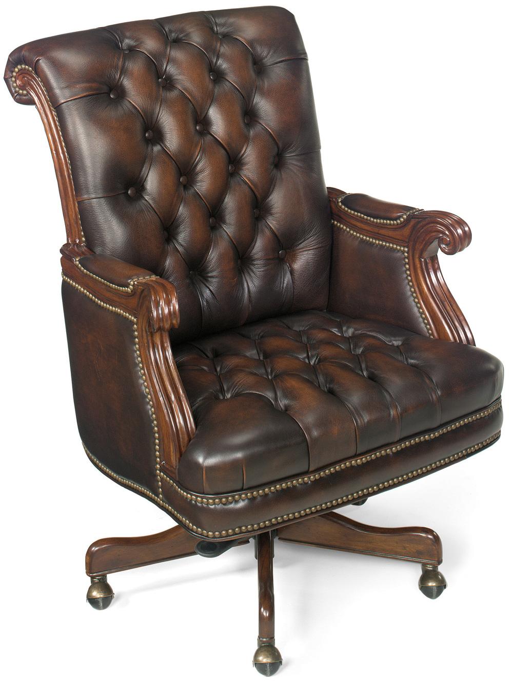 Hooker Furniture - Gloria Executive Swivel Tilt Chair