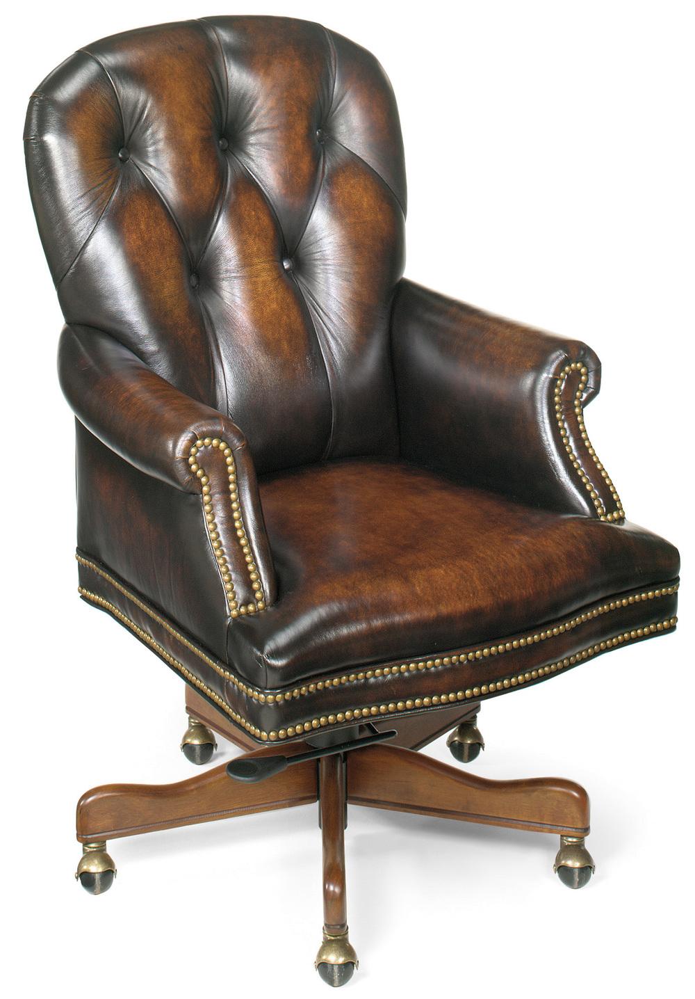 Hooker Furniture - Marcus Executive Swivel Tilt Chair