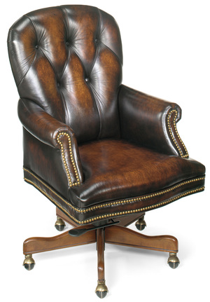 Thumbnail of Hooker Furniture - Marcus Executive Swivel Tilt Chair