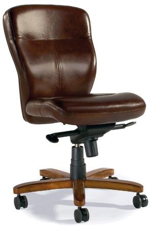Thumbnail of Hooker Furniture - Sasha Executive Swivel Tilt Chair