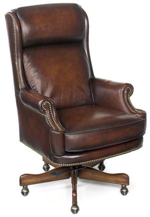 Thumbnail of Hooker Furniture - Kevin Executive Swivel Tilt Chair