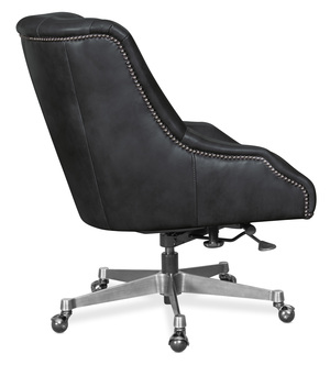 Thumbnail of Hooker Furniture - Executive Swivel Tilt Chair, Metal Base