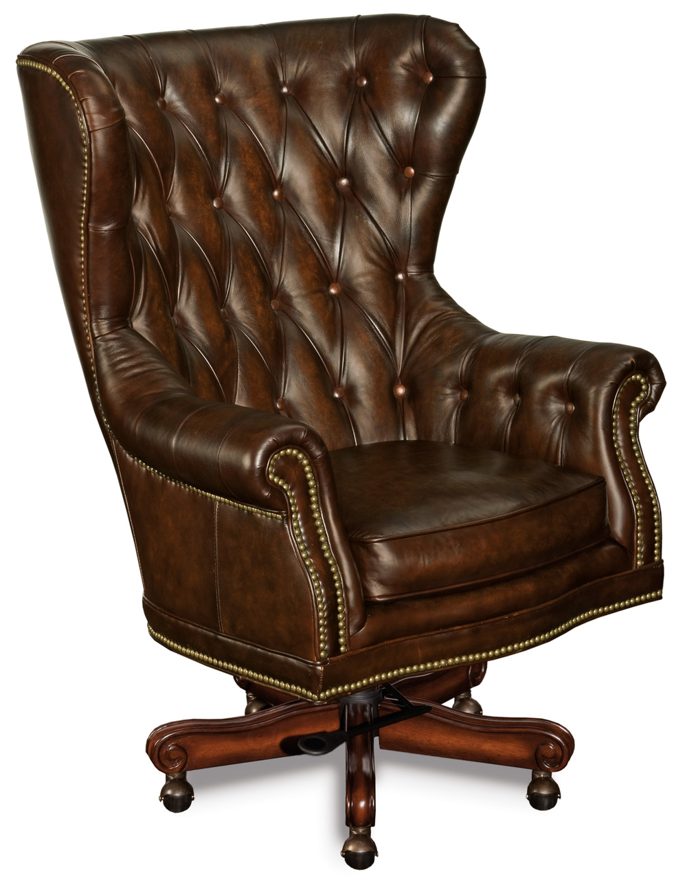 Hooker Furniture - Erin Executive Swivel Tilt Chair