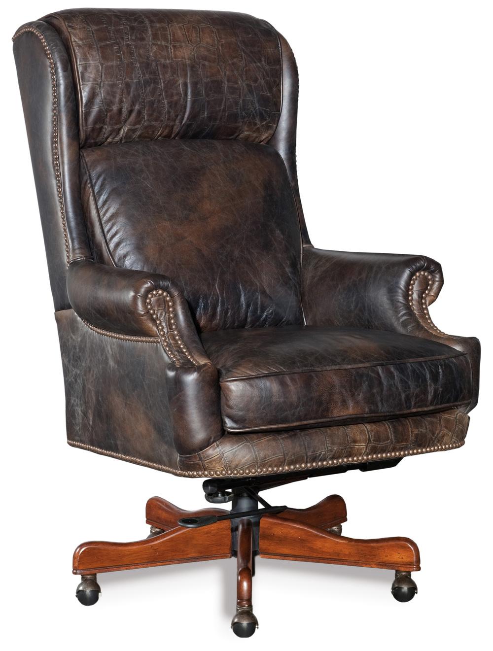 Hooker Furniture - Tucker Executive Swivel Tilt Chair