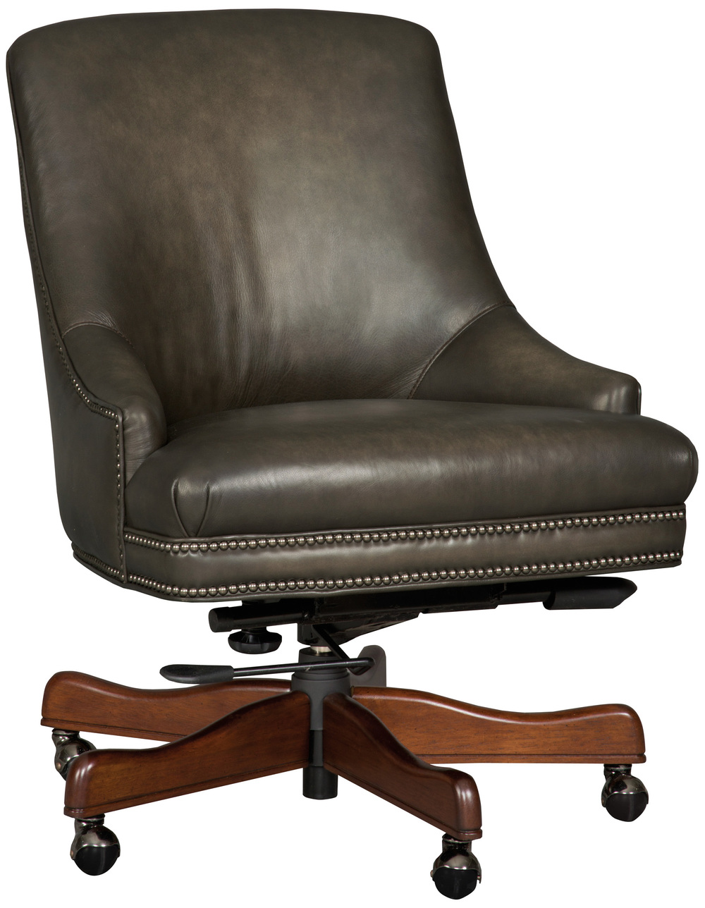 Hooker Furniture - Heidi Executive Swivel Tilt Arm Chair