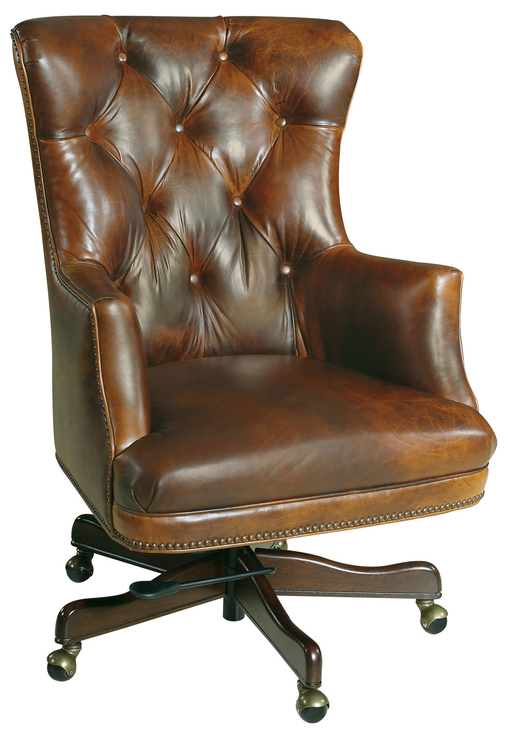 Hooker Furniture - Bradley Executive Swivel Tilt Chair