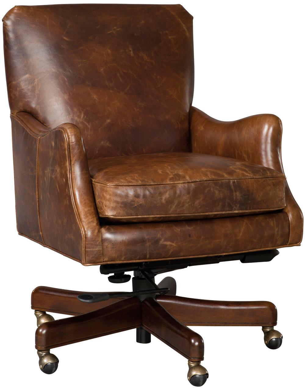 Hooker Furniture - Barker Tilt Swivel Chair