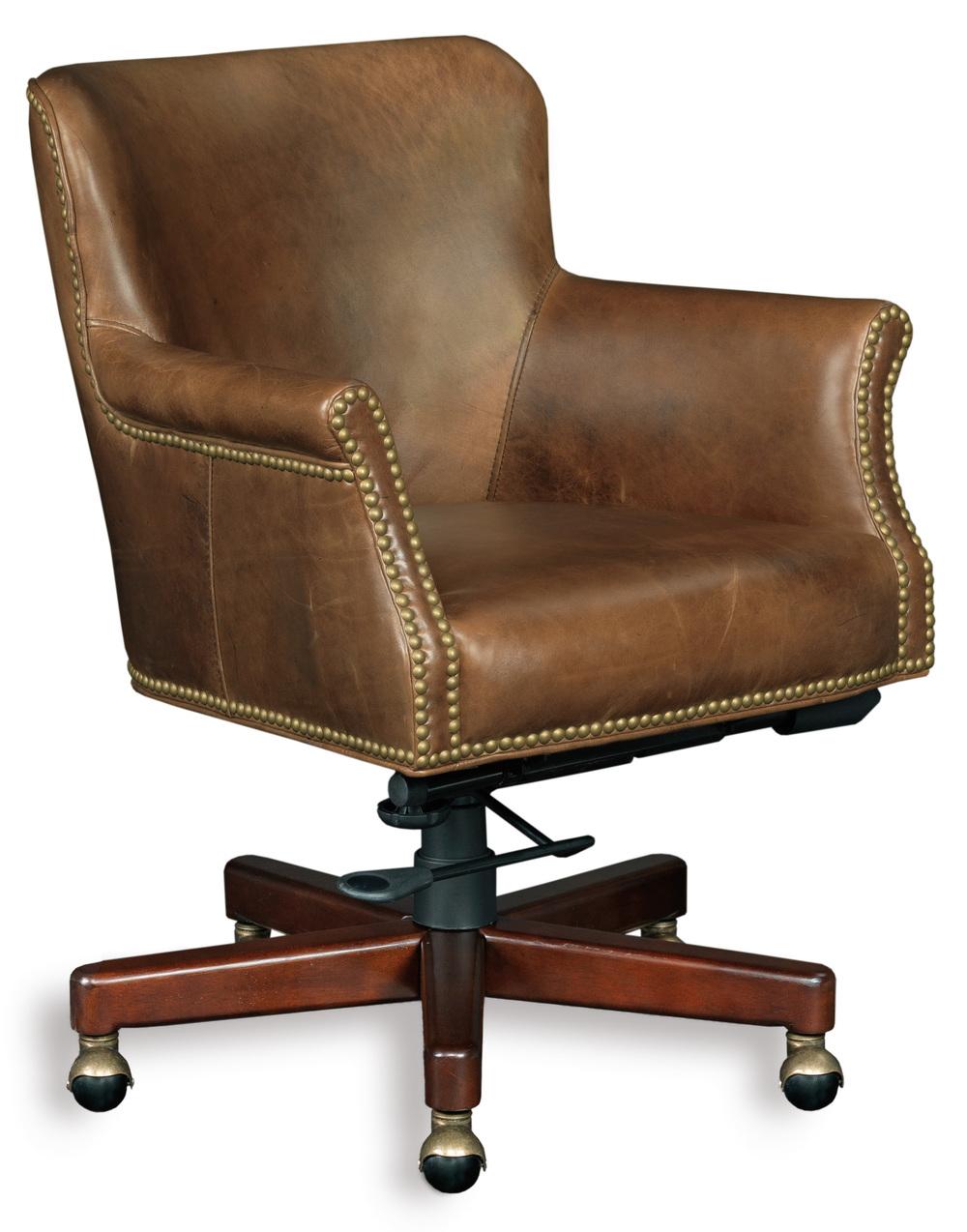 Hooker Furniture - Dwight Tilt Swivel Chair