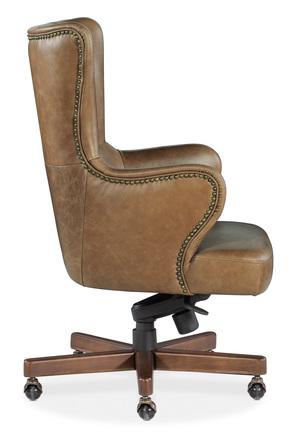 Thumbnail of Hooker Furniture - Amelia Executive Swivel Tilt Chair