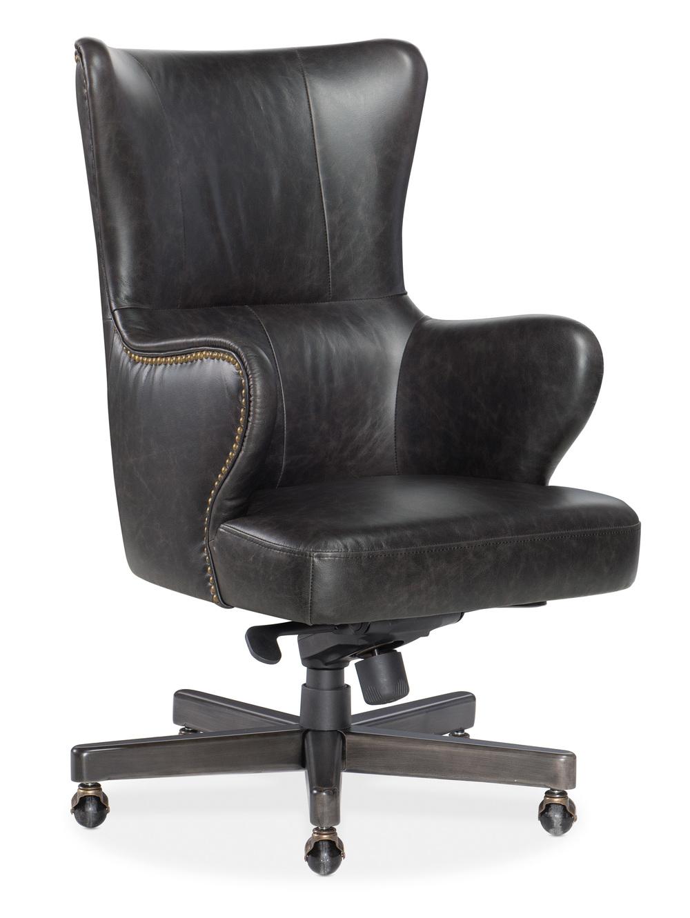 Hooker Furniture - Amelia Executive Swivel Tilt Chair