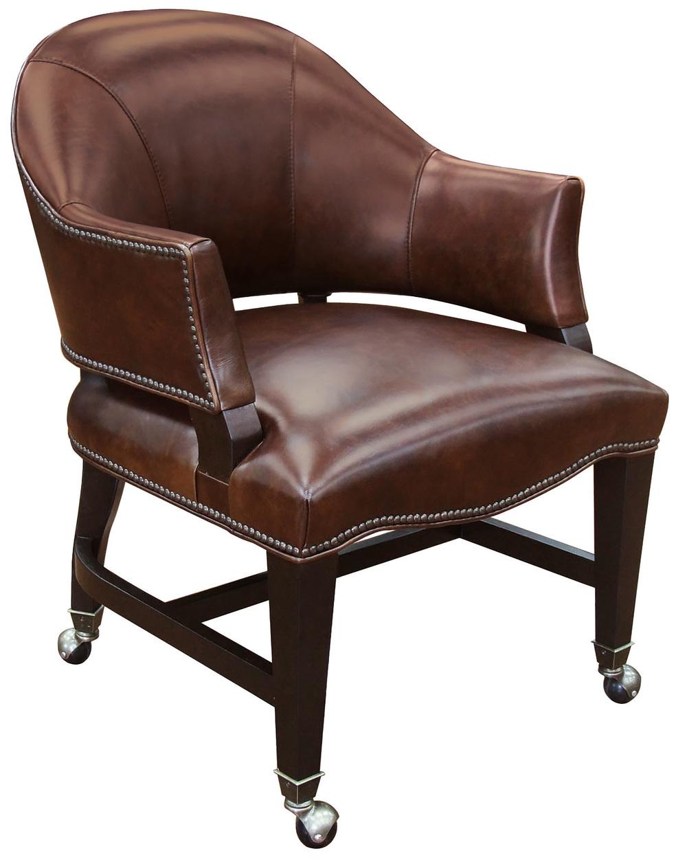 Hooker Furniture - Joker Game Chair