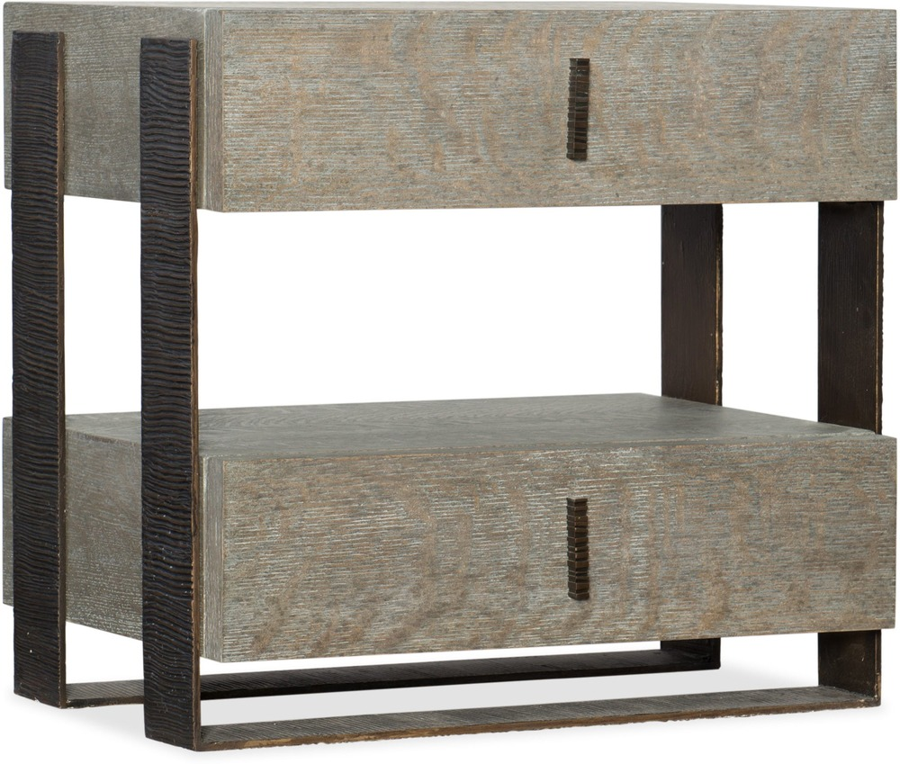 Hooker Furniture - Miramar Carmel Simone Bedroom Set