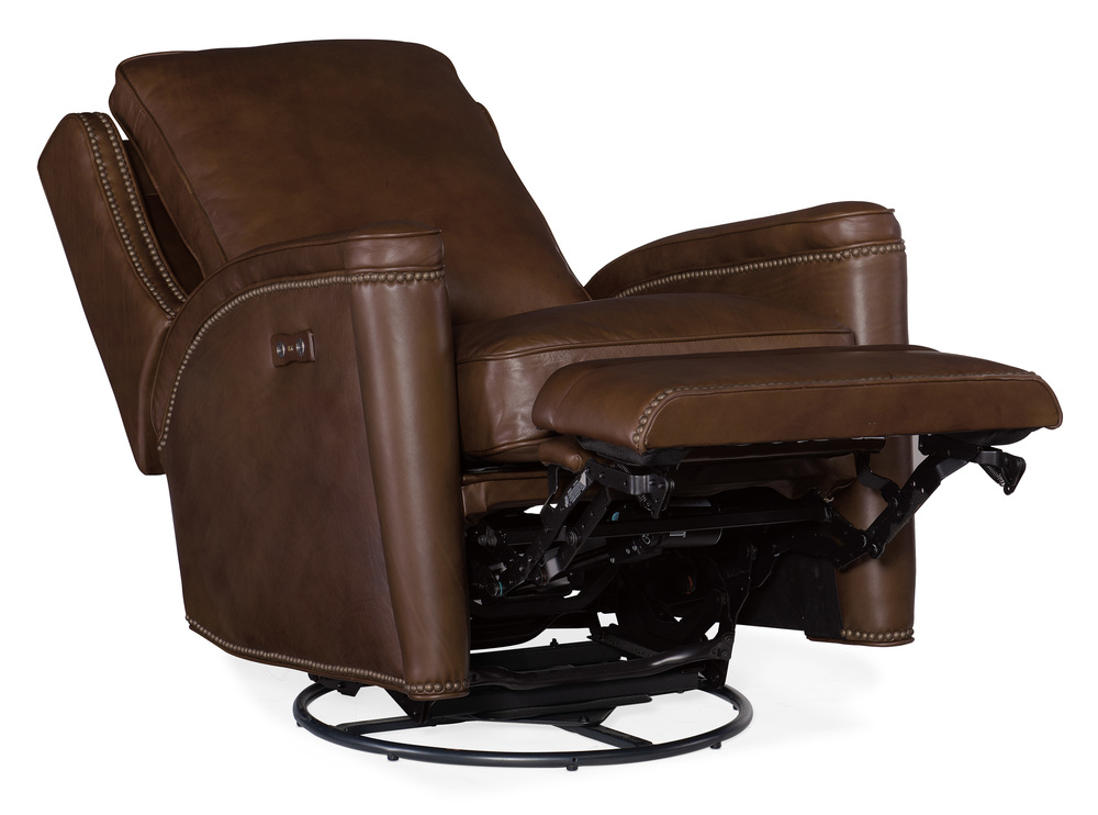 Hooker Furniture - Rylea Power Swivel Glider Recliner