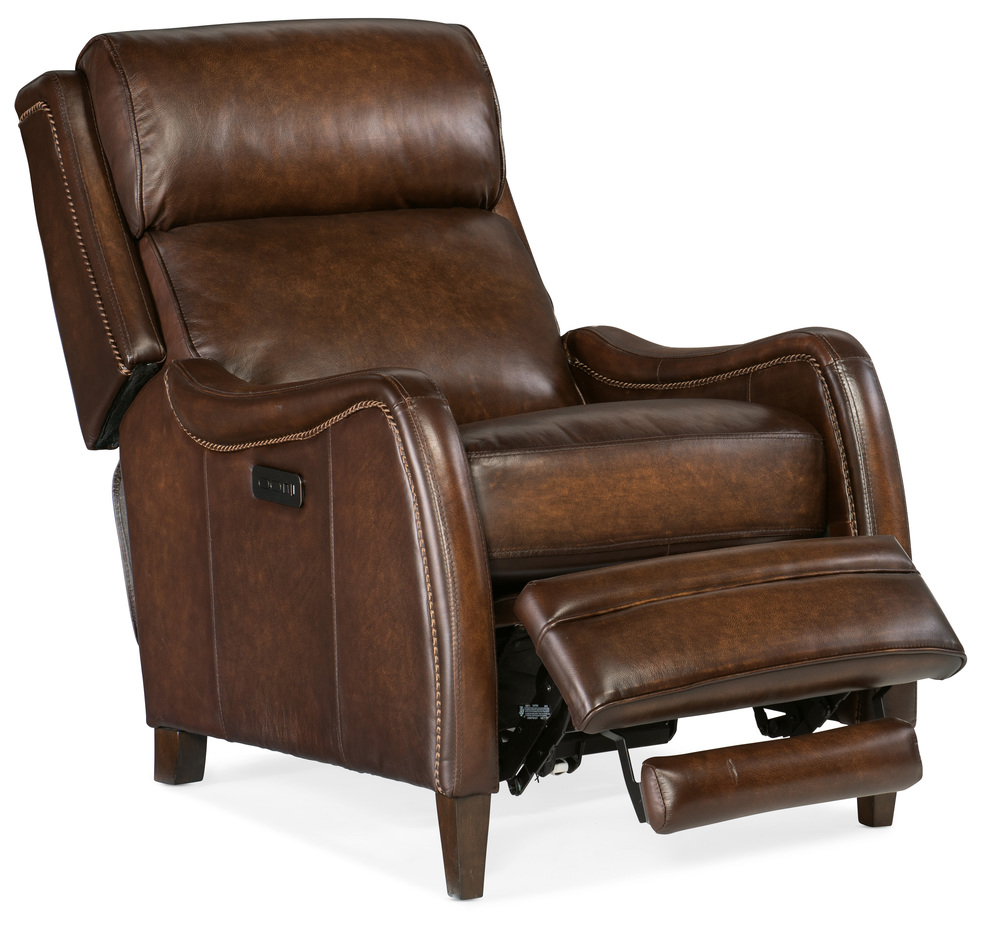 Hooker Furniture - Stark Power Recliner w/ Power Headrest