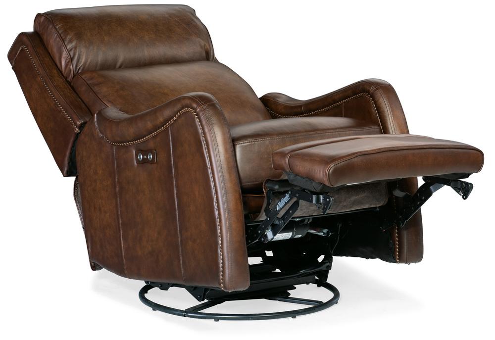Hooker Furniture - Stark Power Swivel Glider Recliner