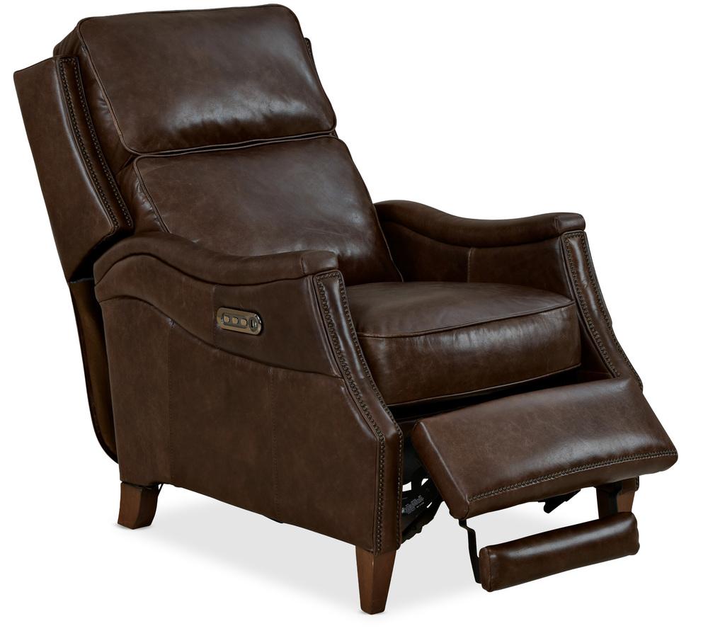 Hooker Furniture - Weir Power Recliner w/ Power Headrest/Lumbar