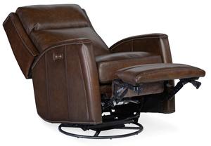 Thumbnail of Hooker Furniture - Declan Power Swivel Glider Recliner