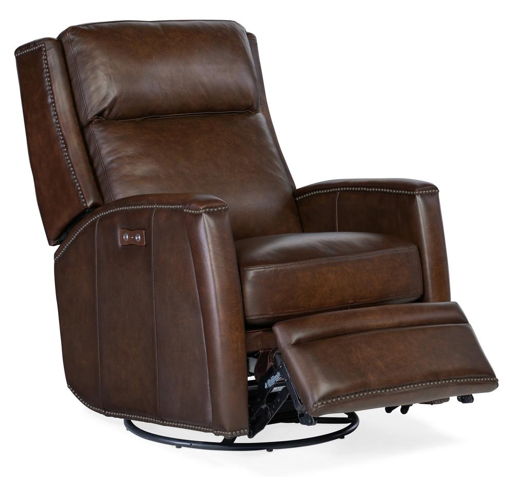 Hooker Furniture - Declan Power Swivel Glider Recliner