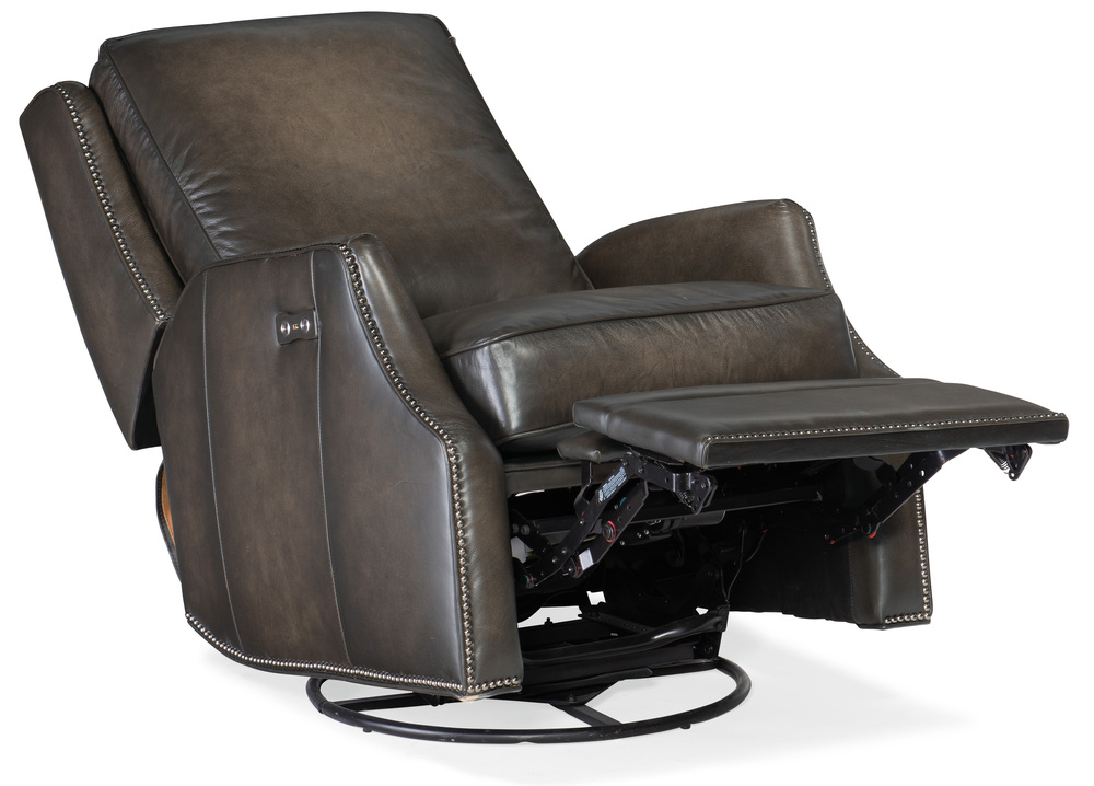 Hooker Furniture - Kerley Power Swivel Glider Recliner