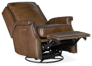 Thumbnail of Hooker Furniture - Collin Power Swivel Glider Recliner