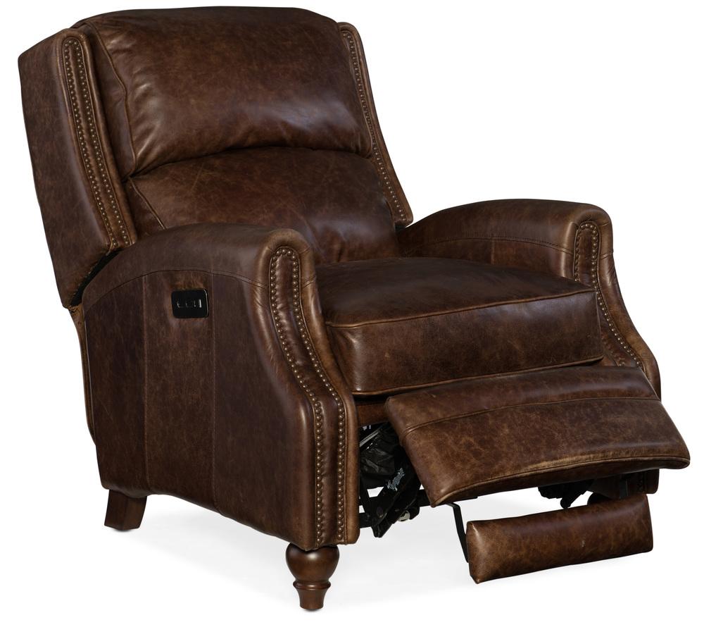 Hooker Furniture - Brio Power Recliner w/ Power Headrest
