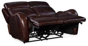 Thumbnail of Hooker Furniture - Chambers Power Recliner Loveseat w/ Power Headrest