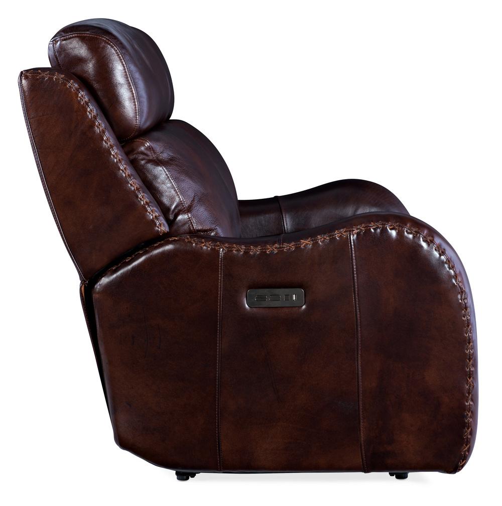 Hooker Furniture - Chambers Power Recliner Loveseat w/ Power Headrest