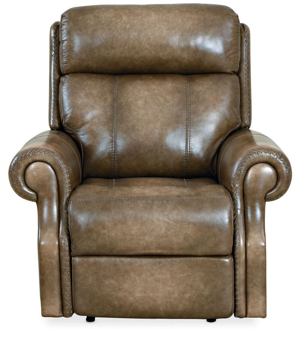 Hooker Furniture - Brooks Power Recliner w/ Power Headrest