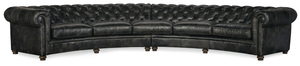Thumbnail of Hooker Furniture - Weldon Majesty Tufted Sectional Sofa