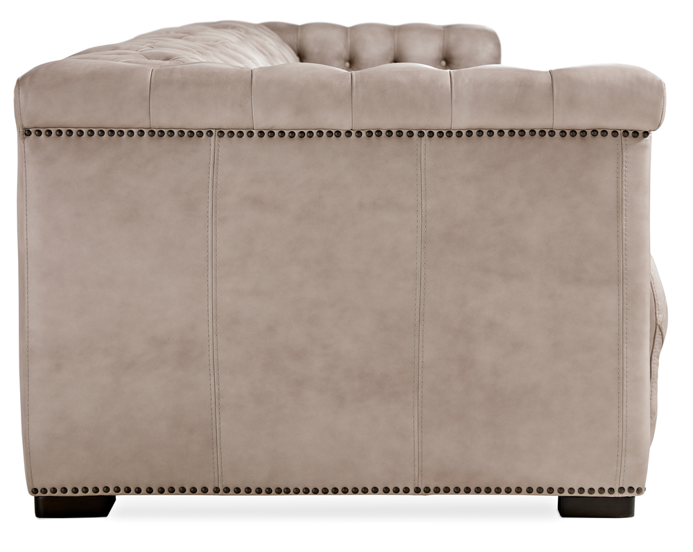 Hooker Furniture - 2 over 2 Sofa with Power Recline and Power Headrest